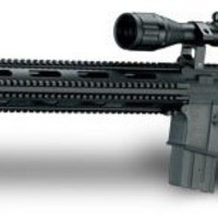 JBU JB34 Longest Rail Sniper FIRSH Olympic Arms Trademark Conversion Kit for MIL16 Airsoft AEG