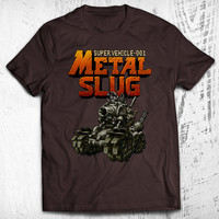 Metal Slug Men's Video Game T-shirt