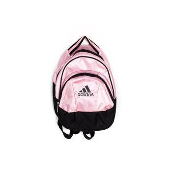 ADIDAS mini backpack - pink + black