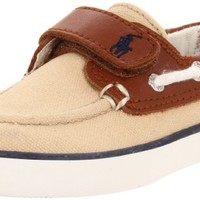 Polo by Ralph Lauren Sander EZ Boat Shoe (Toddler/Little Kid)