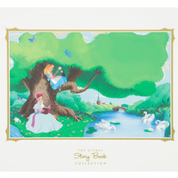 Disney Parks Alice in Wonderland Deluxe Print by Story Book New