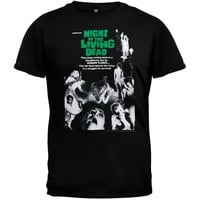 Night Of The Living Dead - Poster T-Shirt