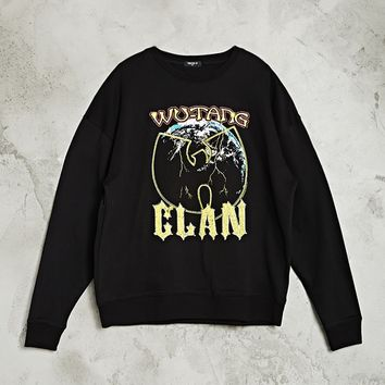 Wutang Clan Graphic Sweatshirt