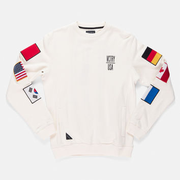 10Deep | Tops | Nations Crew - Off White