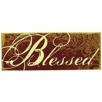 Blessed Tin Sign | Shop Hobby Lobby