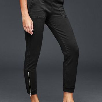 Gap Women Skinny Zip Joggers