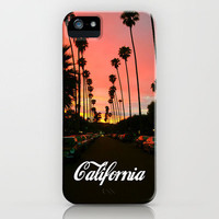 California iPhone Case by Tumblr Fashion