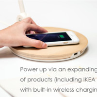 Latitude - First iPhone Case for Universal Wireless Charging