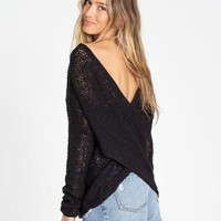 Billabong - After Glow Sweater | Black