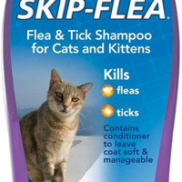 sergeant's(R) skip - flea & tick shampoo cat/kitten coco berry 18 oz. Case of 12