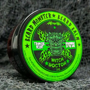 Witch Doctor Beard Balm