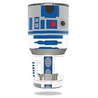Protective Vinyl Skin Decal for YETI 30 oz Rambler Tumbler wrap cover sticker skins R2D2 DECAL ONLY
