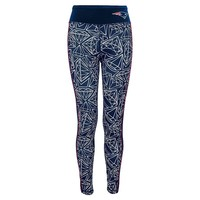 New England Patriots Diamond-Cut Leggings - Girls 7-16, Size: