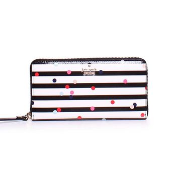 kate spade new york Cameron Street Confetti Dot Lacey Wallet