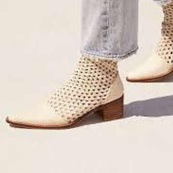 Free People: In The Loop Boot Cream (Ships In 1 Week)