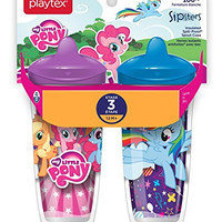 Playtex Sipsters Stage 3 My Little Pony Infant Cups - 2 Pack