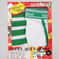 toddland Worst Gift Ever Underwear and Sock Gift Set - Urban Outfitters