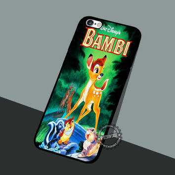 Walt Disney Bambi - iPhone 7 6 5 SE Cases & Covers