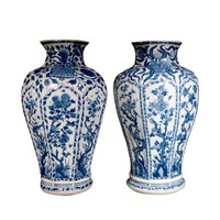 Two Important Vases Of A Royal Collection