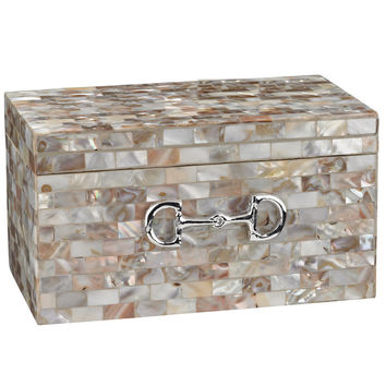 Ansley Mother Of Pearl Box