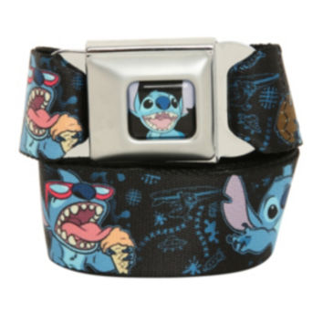 Disney Lilo & Stitch Snacks Stitch Seat Belt Belt