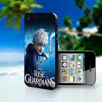 Rise Of The Guardians Jack Frost - Photo On Hard Cover For iPhone 4,4S