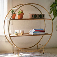 Brigid Circle Shelf - Urban Outfitters