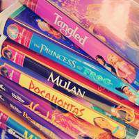 Roses And Sunshines - disney movies | via Tumblr