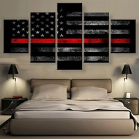 5 Panel Wall Pictures for Living Room Picture Print Painting On Canvas Wall Art Home Decor Living Room Canvas Print Painting