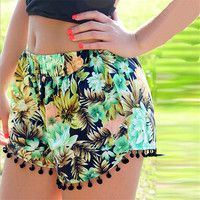 2016 Fashion Shorts 5XL Plus Size Women Clothing Casual Cheap Clothes China Summer Style Mujer Brand Beach Female Short Feminino