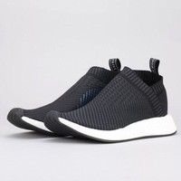 Adidas NMD CS2 PK Black Carbon Red/ Blue Size UK9|EUR43 1/3 BNIB*