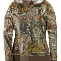 SHE® Outdoor Apparel Vintage Camo Hoodie for Ladies - Long Sleeve |  				Bass Pro Shops