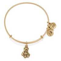 Little Brown Bear Charm Bangle