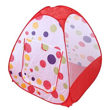 Baby Play Tent Child Kids Indoor Outdoor House Large Portable Ocean Balls Garden Houses for Children