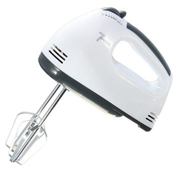 180W Egg Beater Electric Mixer EU Plug 7 Speeds Hand Mixer With 4 Different Type Stirrer Kitchen tool cake baking