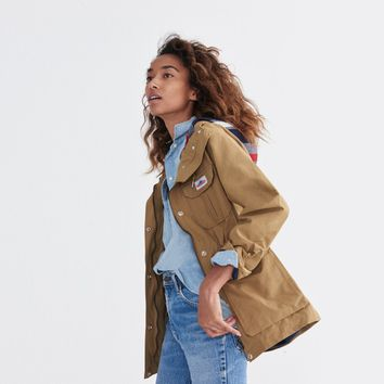 Madewell x Penfield® Kasson Parka in Tan : | Madewell