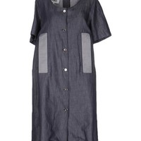MM6 by MAISON MARGIELA Knee-length dress - Dresses D | YOOX.COM