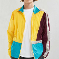 Without Walls Full Zip Colorblock Nylon Jacket - Urban Outfitters