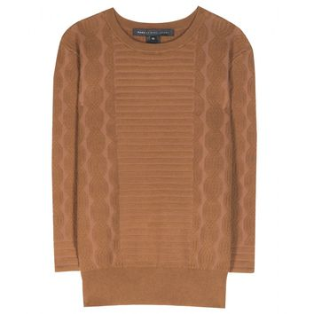 marc by marc jacobs - lucinda cotton-blend sweater