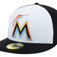 Miami Marlins MLB Diamond Era 59FIFTY Cap