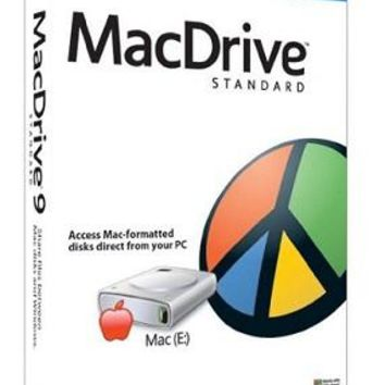 MacDrive Standard 10.1.1.1 Full Serial Free Download
