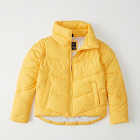 Womens Fashion Puffer | Womens New Arrivals | Abercrombie.com