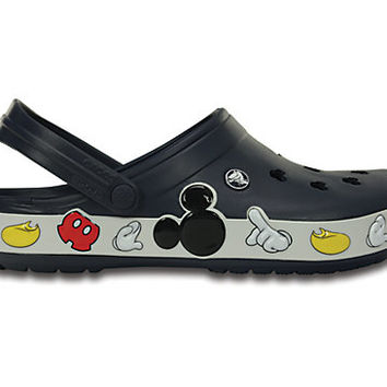 Crocband™ Mickey™ Clogs