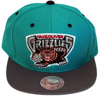 Vancouver Grizzlies XL Reflective 2-Tone Snapback