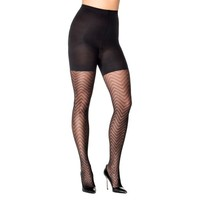 ASSETS® by Sara Blakely a Spanx® Brand Women's Patterned Tights Diagonal Wave