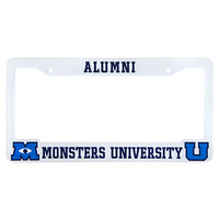 Disney Monsters University License Plate Frame | Disney Store