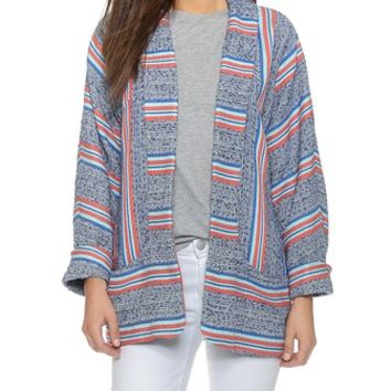 SMYTHE Beach Jacket