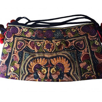 Mocha Hill Tribe Handbag