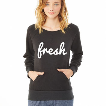 Fresht ladies sweatshirt