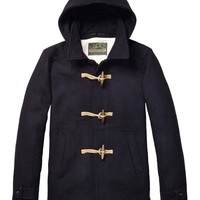 Classic Duffle Coat With Toggle Closure - Scotch & Soda